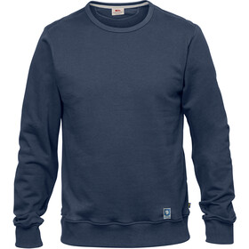 Fjällräven Greenland Sweater Heren, dark navy